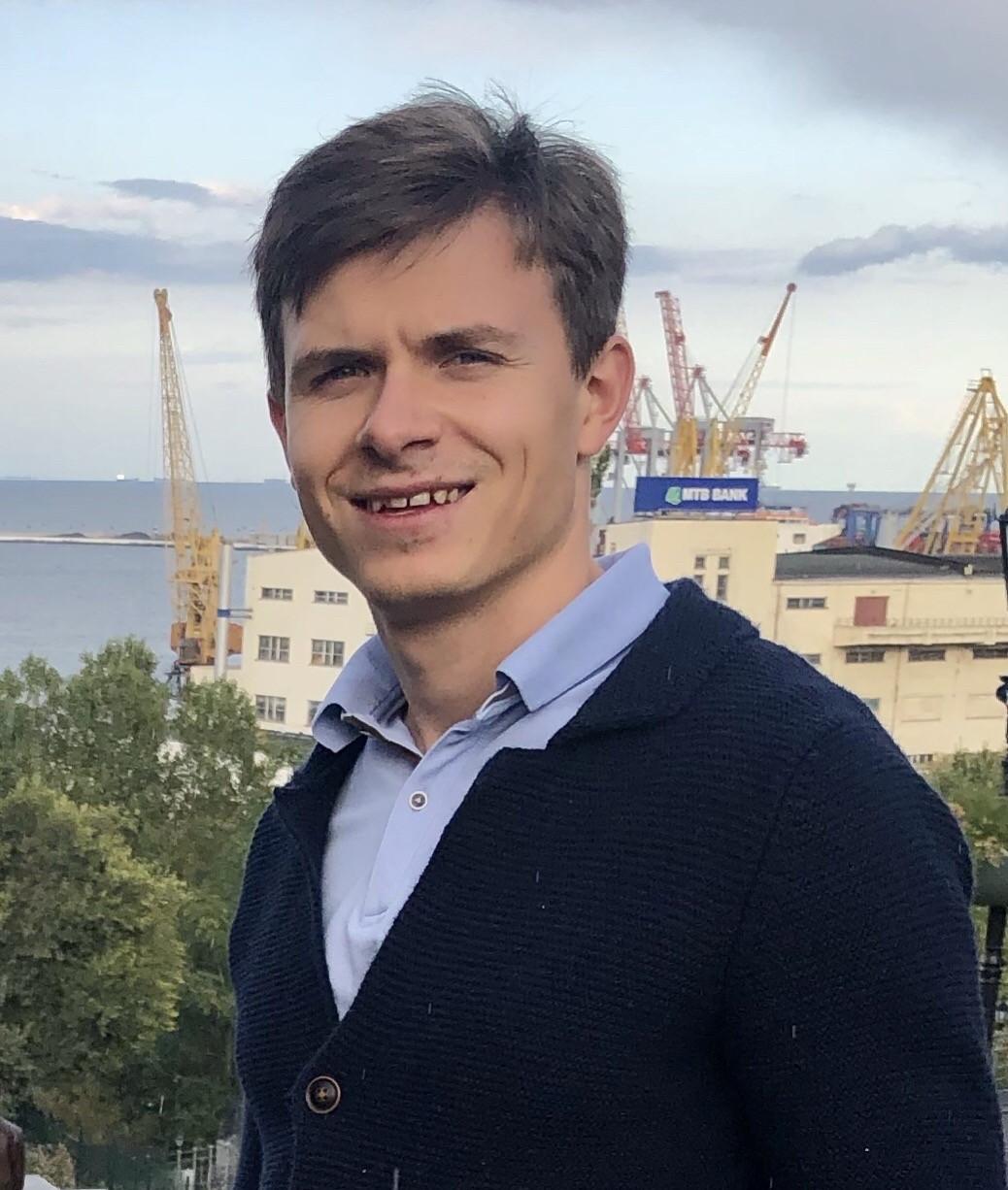 avatar for Вадим Кедик