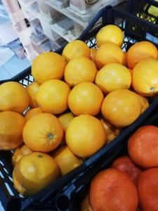 Апельсин мелкий и крупный опт